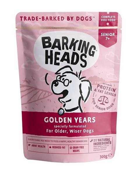 Paštéty Barking heads
