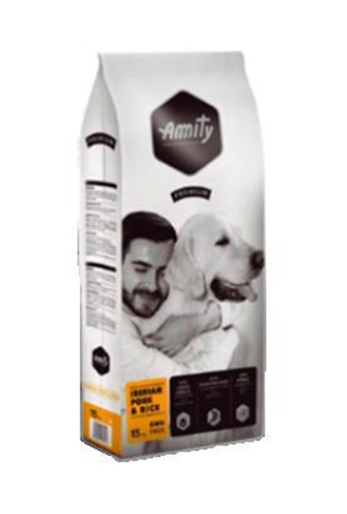 Amity AMITY premium dog IBERIAN pork/rice - 3kg