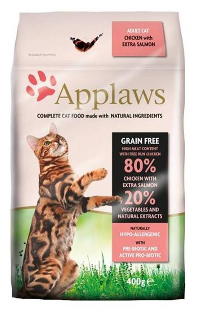 Applaws APPLAWS cat   ADULT salmon - 400g