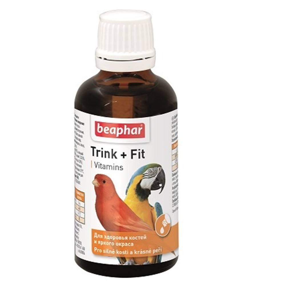Beaphar Beaphar vtáci Trink + FIT  pre vtáky - 50ml