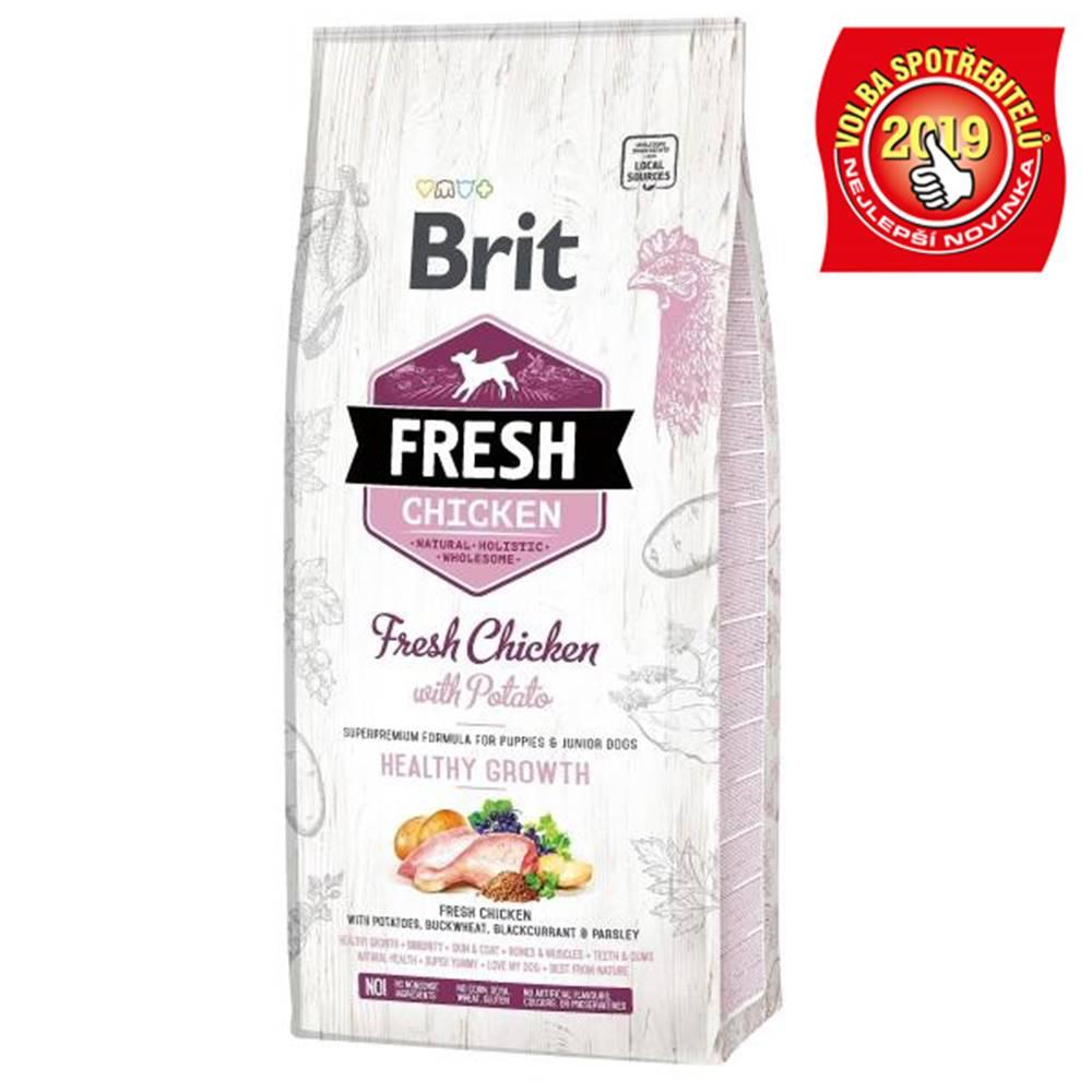 Brit BRIT FRESH PUPPY chicken/potato - 2,5kg
