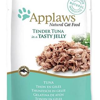 APPLAWS cat kapsa  TUNA  / ŽELÉ - 70g
