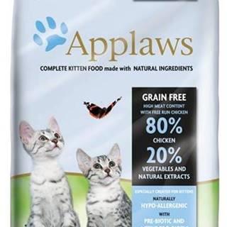 APPLAWS cat    KITTEN chicken - 400g