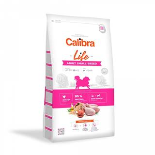 CALIBRA dog LIFE ADULT small CHICKEN - 1,5kg