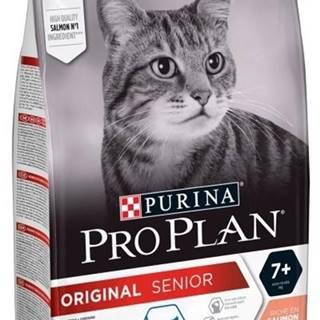 PRO PLAN cat ADULT 7+ salmon - 3kg