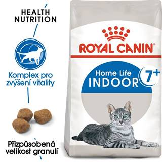 Royal Canin cat   INDOOR + 7 - 400g