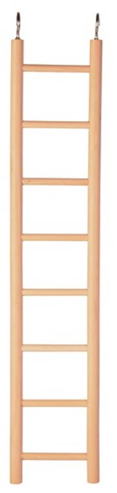Trixie HRAČKA Drevený závesný rebrík - 4 priečky 20cm