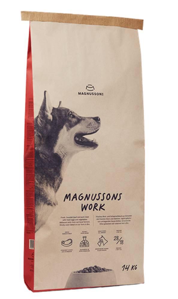 Magnusson MAGNUSSON Meat/Biscuit Work - 14kg
