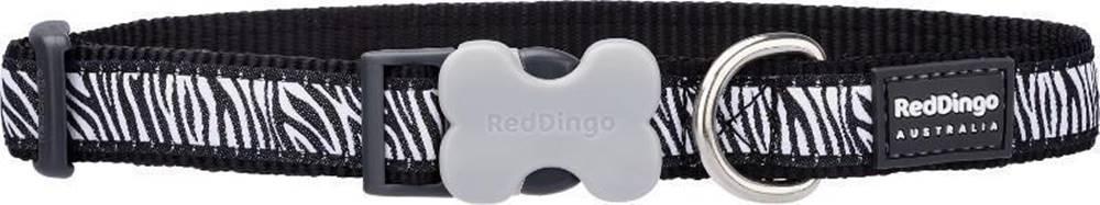 Red-dingo Obojok RD SAFARI black - 1,2/20-32cm