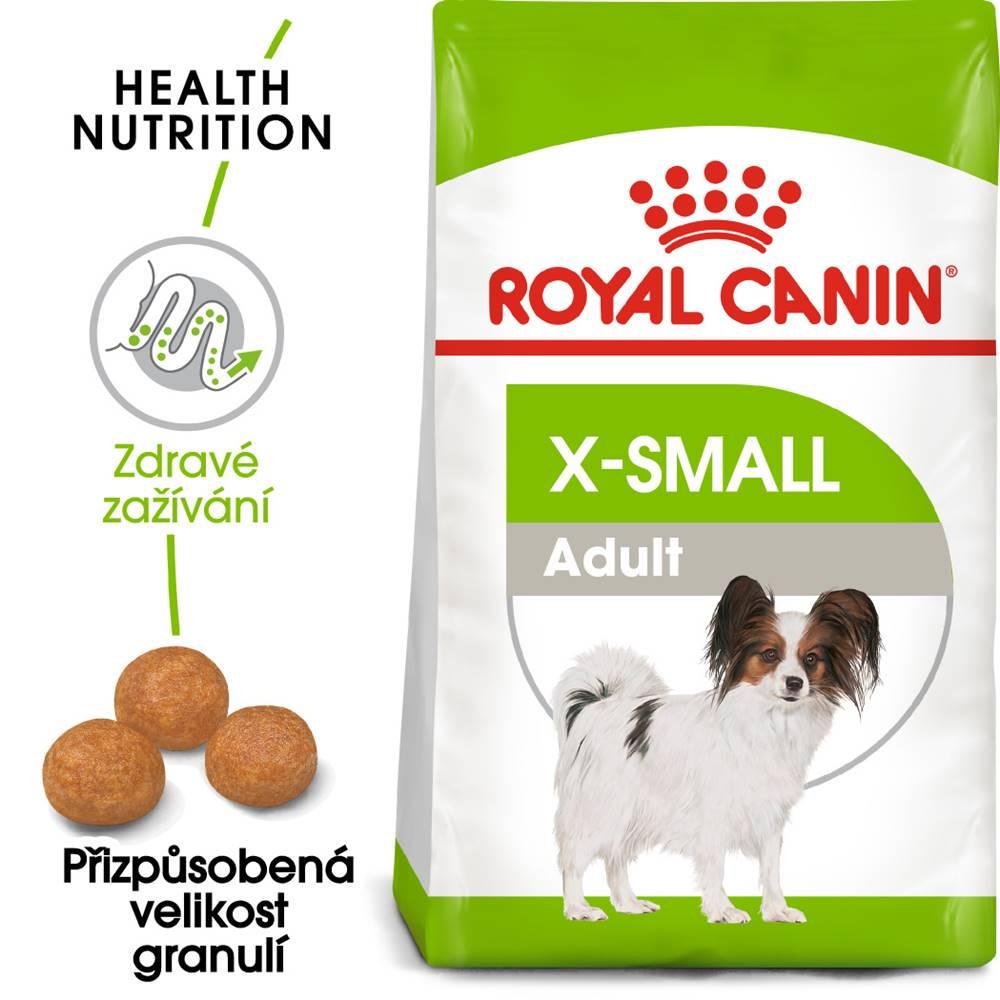 Royal Canin Royal Canin  X-Small Adult - 500g