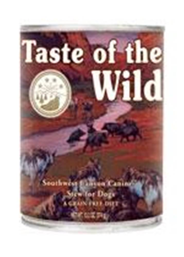 Taste of the Wild TASTE WILD southwest CANYON konz. - 390g