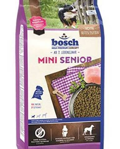 Bosch Dog Senior Mini 1kg