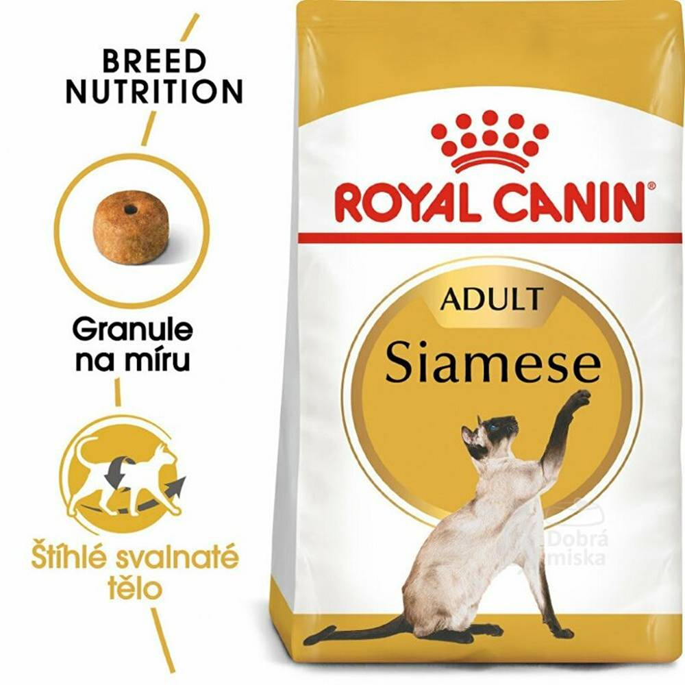 Royal Canin Royal canin Breed  Feline Siamese  400g
