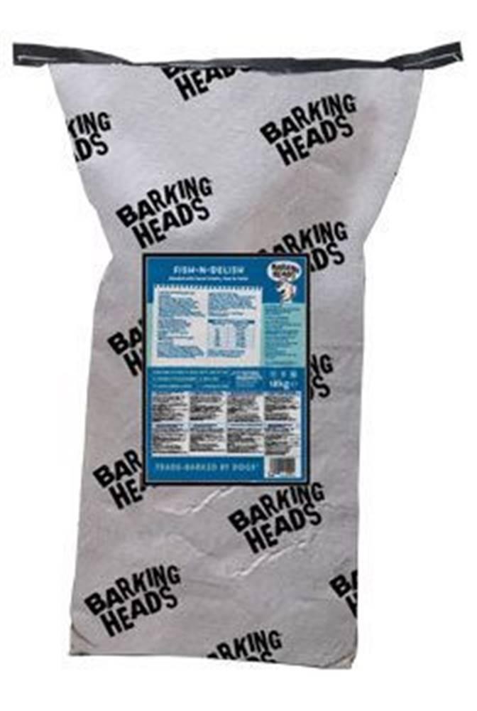 Barking heads BARKING HEADS Fish-n-Delish NEW 18kg