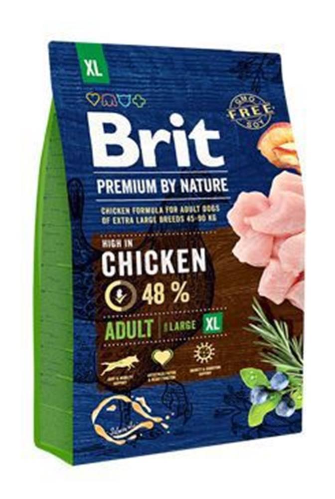 Brit Brit Premium Dog by Nature Adult XL 3kg