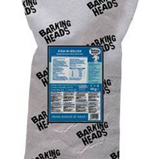 BARKING HEADS Fish-n-Delish NEW 18kg