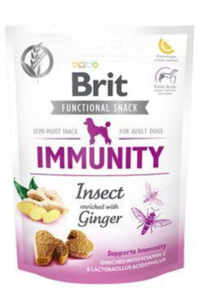 Brit Care Brit Care Dog Functional Snack Immunity Insect 150g