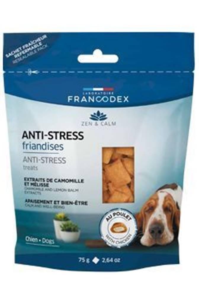 Francodex Francodex Pochúťka Anti-stress pes 75g