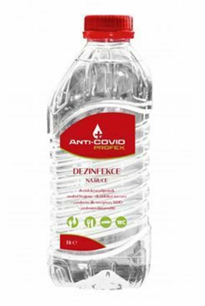 Ostatní Anti-COVID PROFEX dezinfekcia 1l