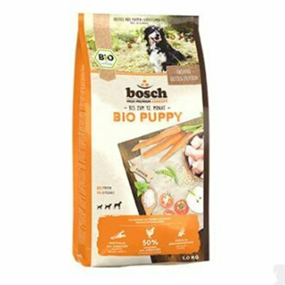 Bosch Bosch Dog BIO Puppy Chicken + Carrot 11,5kg