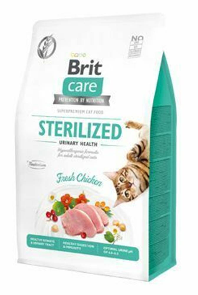 Brit Care Brit Care Cat GF Sterilized Urinary Health 0,4kg