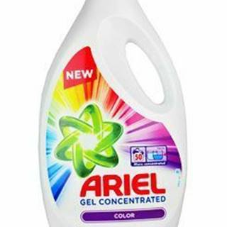 Prací prostriedok Ariel Color 2,75l 50 dávok gél