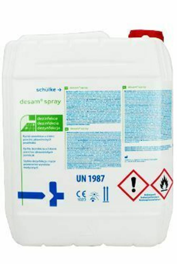 Bosch Desam spray 5l (Desprej) dez. plôch a predmet. postrekom