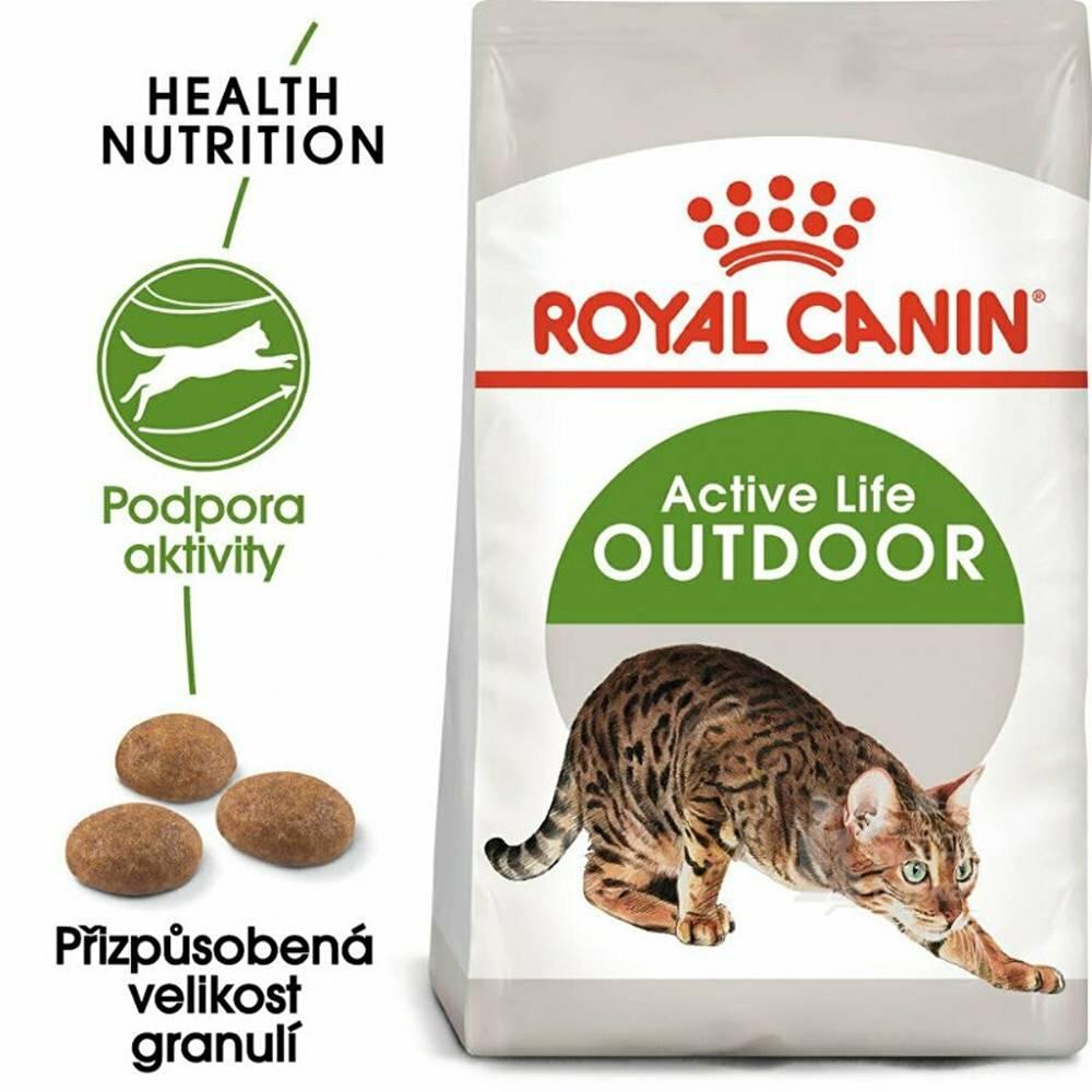 Royal Canin Royal canin Kom.  Feline Outdoor  2kg