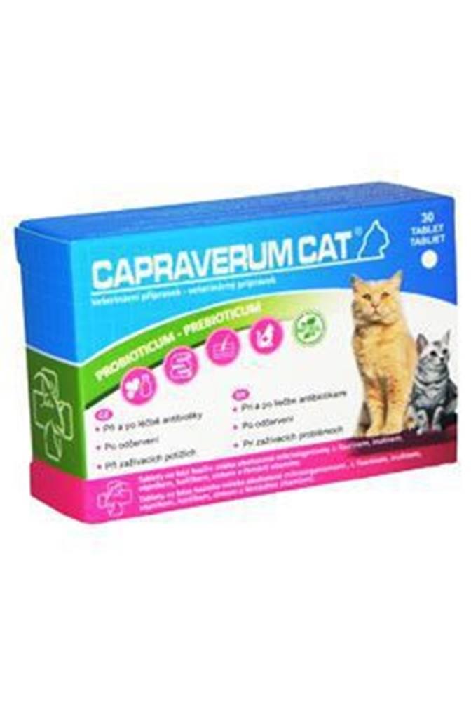 Ostatní CAPRAVERUM CAT probioticum-prebioticum 30tbl