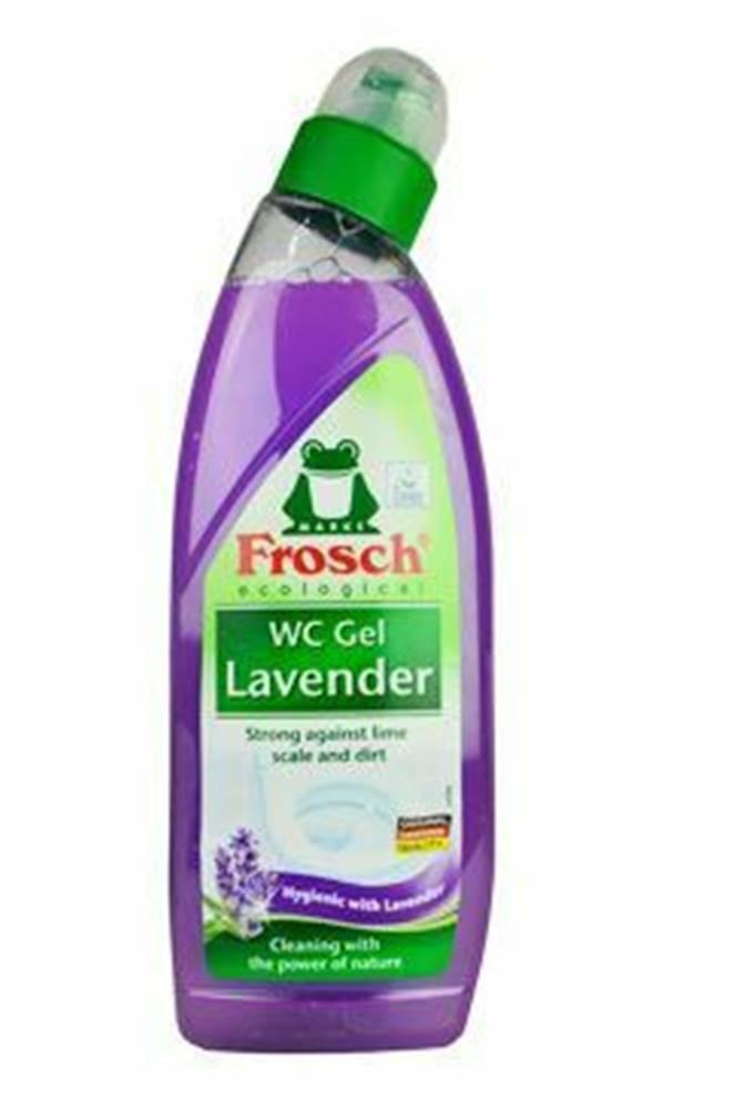 Frosch WC čistič Frosch Eko 750ml Levanduľa