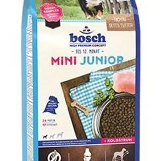 Bosch Dog Junior Mini 3kg