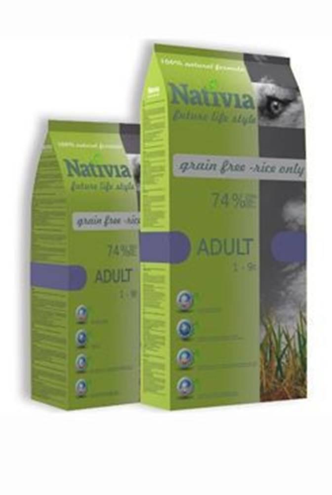 Nativia Nativia Dog Adult 3kg