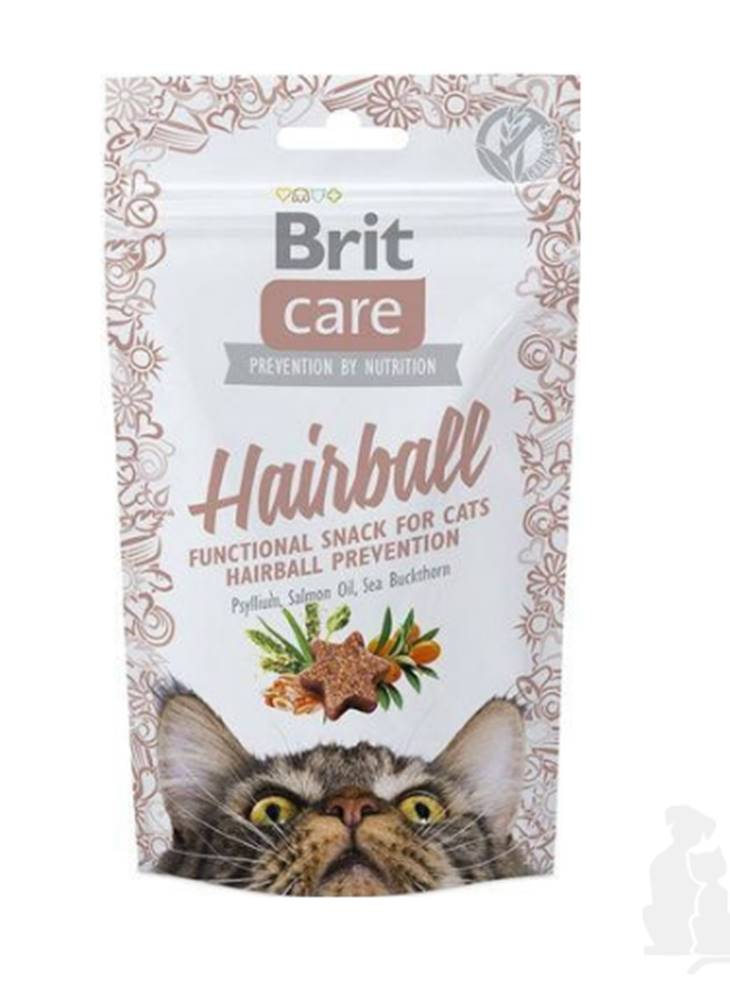 Brit Brit Care Cat Snack Hairball 50g