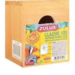 Budka hniezdiace pre vtáky 100x100x125mm Zolux