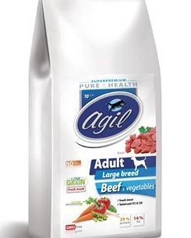 Agil Adult Large&Giant, Low Grain Beef,Lamb 10kg