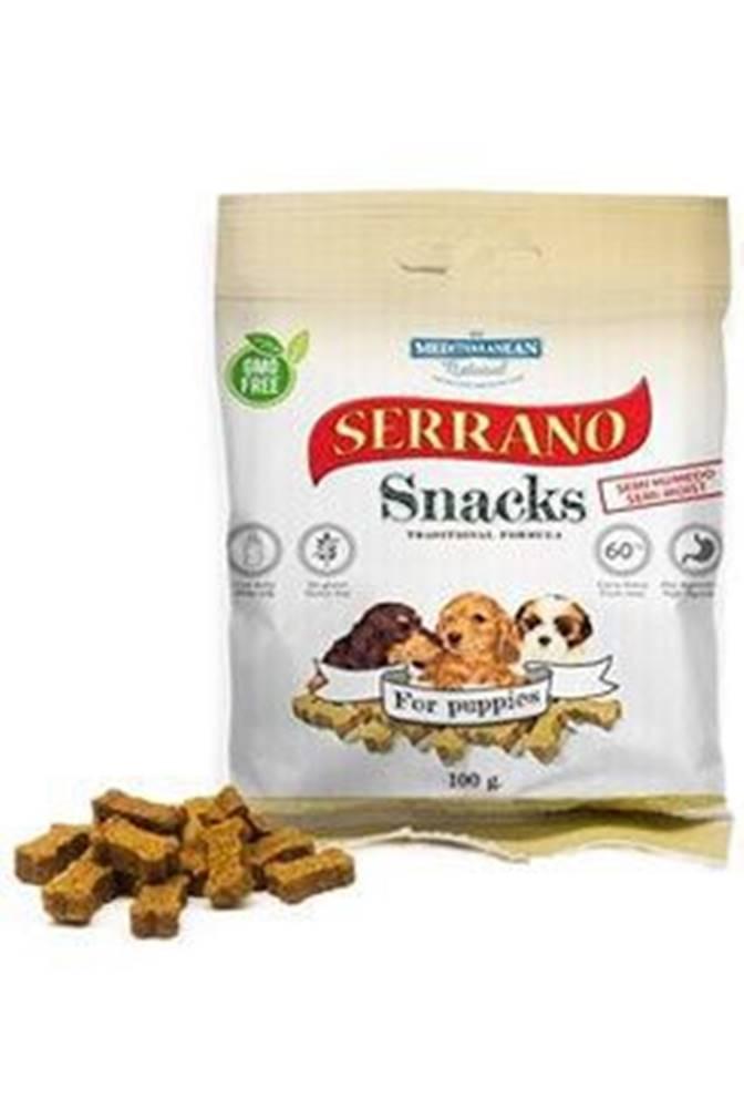 Ostatní Serrano Snack for Puppies 100g