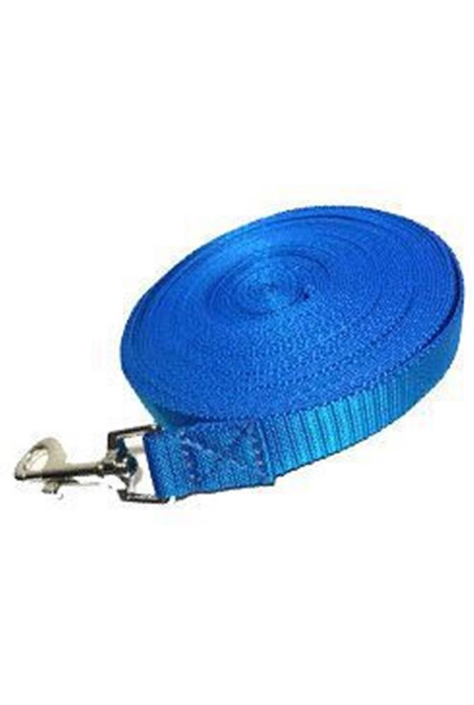 DINOFASHION Vodítko DINOFASHION stopovací ploché modré 10m/2cm