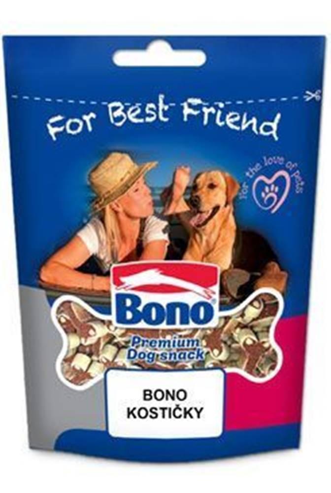 Ostatní Bono pochúťka pes Kostičky 80g
