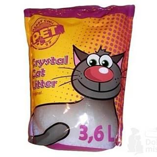 Podstielka Happy Cool Pet Silica Original 3,6l