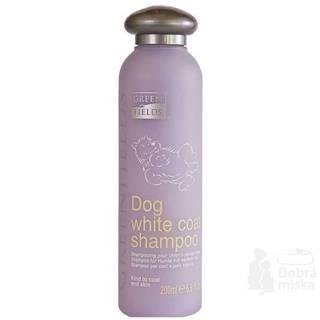 Greenfields šampon pro psy s bílou srstí  200ml