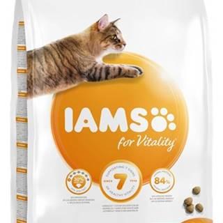 IAMS cat  STERILISED  chicken - 800g