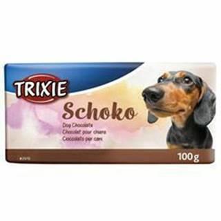 Trixie Čokoláda hnedá s vitamínmi 100g TR