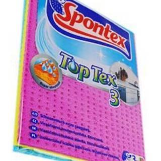 Utěrky houbové univerzální Spontex 3ks