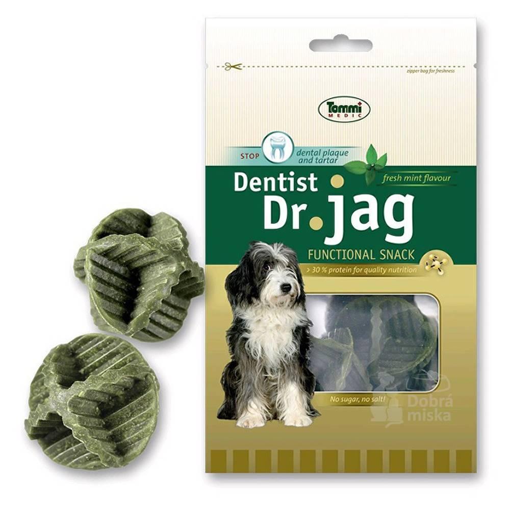 Tommi Dr. Jag Dentální snack - Orbits, 4ks