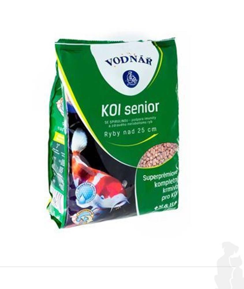 vodnář Krmivo pro ryby KOI Senior 4kg