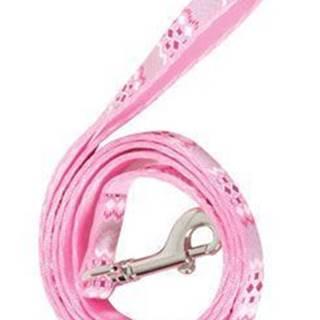 Vodítko mačka ETHNIC nylon ružové 1m Zolux