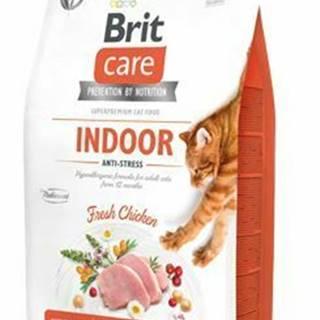 Brit Care Cat GF Indoor Anti-stress 2kg