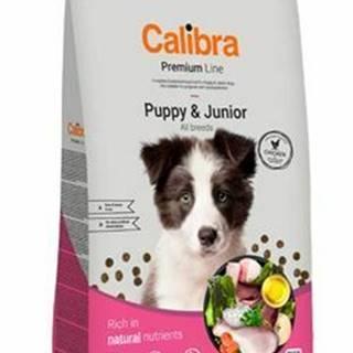 Calibra Dog Premium Line Puppy&Junior 3 kg NEW
