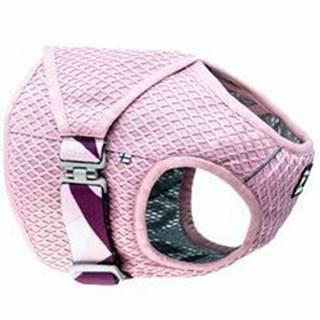 Vesta chladiaci Hurtta Cooling Wrap 45-55 ružová