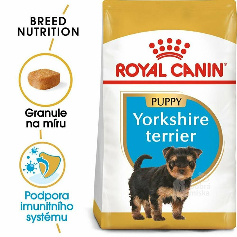 Royal Canin Royal canin Breed Yorkshire Junior  500g